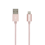 PNY LIGHTNING CHARGE und SYNC CABL 1.2m USB A Lightning Gold mobile phone cable
