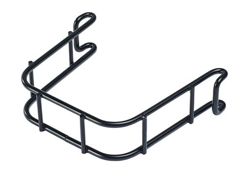APC AR8736 Curve cable tray Black