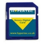 Hypertec 1GB x80 1GB SD memory card