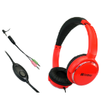 Sandberg Home'n Street Headset Red headset