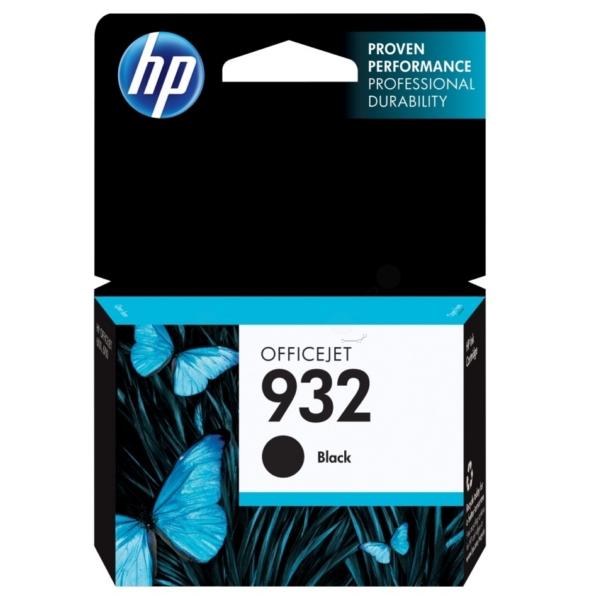 HP CN057AE (932) Ink cartridge black, 400 pages, 9ml