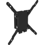"Vision VFM-W2X2T 43"" Black flat panel wall mount"