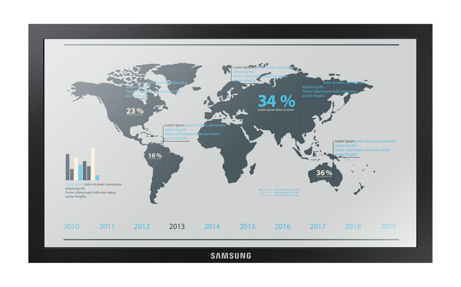 Samsung cy td32ldah protector para pantalla t ctil 81 3 cm for Distribuidores samsung