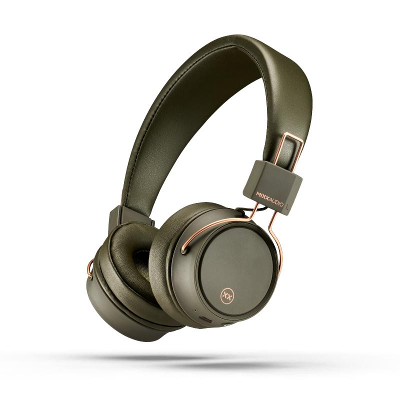 Radiopaq MIXX OX2 mobile headset Binaural Head-band Khaki