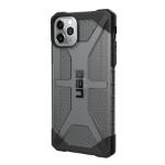 "Urban Armor Gear 111723113131 mobiele telefoon behuizingen 16,5 cm (6.5"") Folioblad Zwart, Doorschijnend"