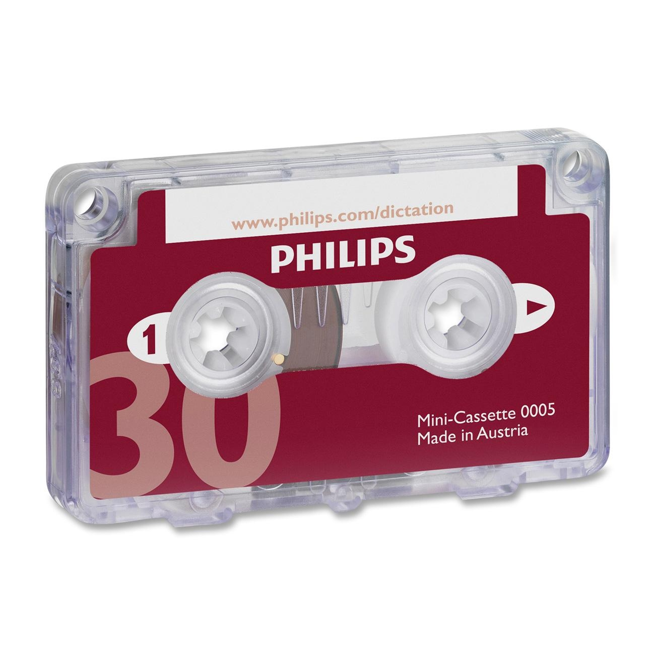 Philips LFH0005 mini 30min 10pc(s)