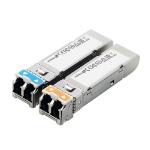 Edimax MG-10GAS1 network transceiver module Fiber optic 10000 Mbit/s SFP+ 1310 nm
