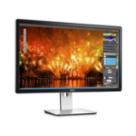 "DELL Professional P2415Q 60.5 cm (23.8"") 3840 x 2160 pixels 4K Ultra HD LED Black, Silver"