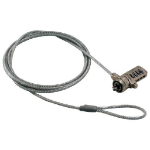 MCL 8LE-71013 cable antirrobo Metálico 1,8 m