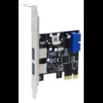 Sedna 4x USB3.0 PCI-E Internal USB 3.0