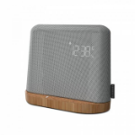 KitSound XDock Qi 5 W Brown,Grey Wired & Wireless