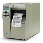 Zebra 105SLPlus Thermal transfer 203 x 203DPI label printer