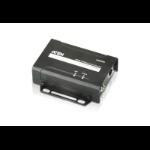 Aten VE801T-AT-E AV extender AV transmitter Black