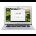 """Acer Chromebook 14 CB3-431-C0D0 1.6GHz N3160 14"""" 1366 x 768pixels Silver"""