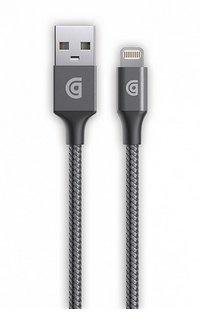 Griffin Zubehör Mobiltelefone mobile phone cable USB A Lightning Grey 1.5 m