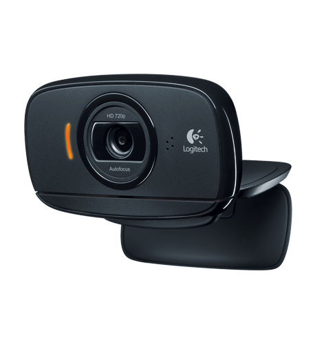 Webcam C525 Black