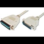 ASSMANN Electronic AK-580100-018-E 1.8m Wit parallelle kabel