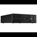 HP EliteDesk 705 G1 3.5GHz A8-6500B SFF Black