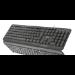 Trust Ziva teclado USB QWERTY Español Negro