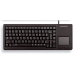 Cherry XS Touchpad KB USB QWERTY UK English White