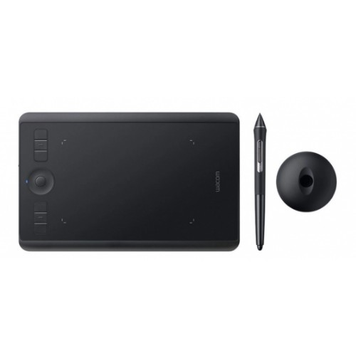 Wacom Intuos Pro S graphic tablet Black