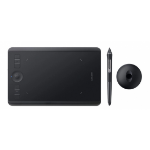 Wacom Intuos Pro S graphic tablet Black PTH460K0B