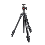Manfrotto MKCOMPACTLT-BK Digital/film cameras Black tripod
