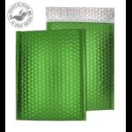 Blake Purely Packaging Beetle Green Matt Metallic Bubble Peel and Seal C5+ (Pack 100)