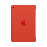 Apple iPad mini 4 Silicone Case - Orange MLD42ZM/A