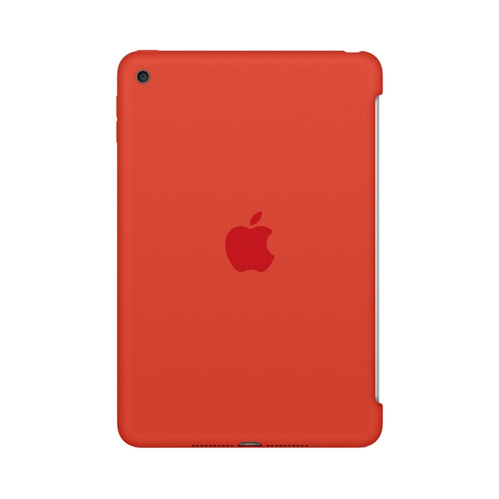 Apple iPad mini 4 Silicone Case - Orange