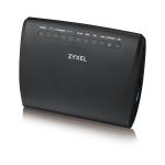 Zyxel VMG3312-T20A draadloze router Single-band (2.4 GHz) Gigabit Ethernet 3G Zwart