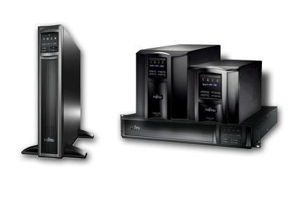 Fujitsu S26361-F4542-L75 uninterruptible power supply (UPS) Line-Interactive 750 VA 500 W 6 AC outlet(s)