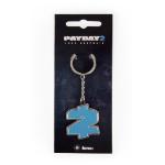 PAYDAY 2 $2 Logo Keychain, Blue (GE2175)
