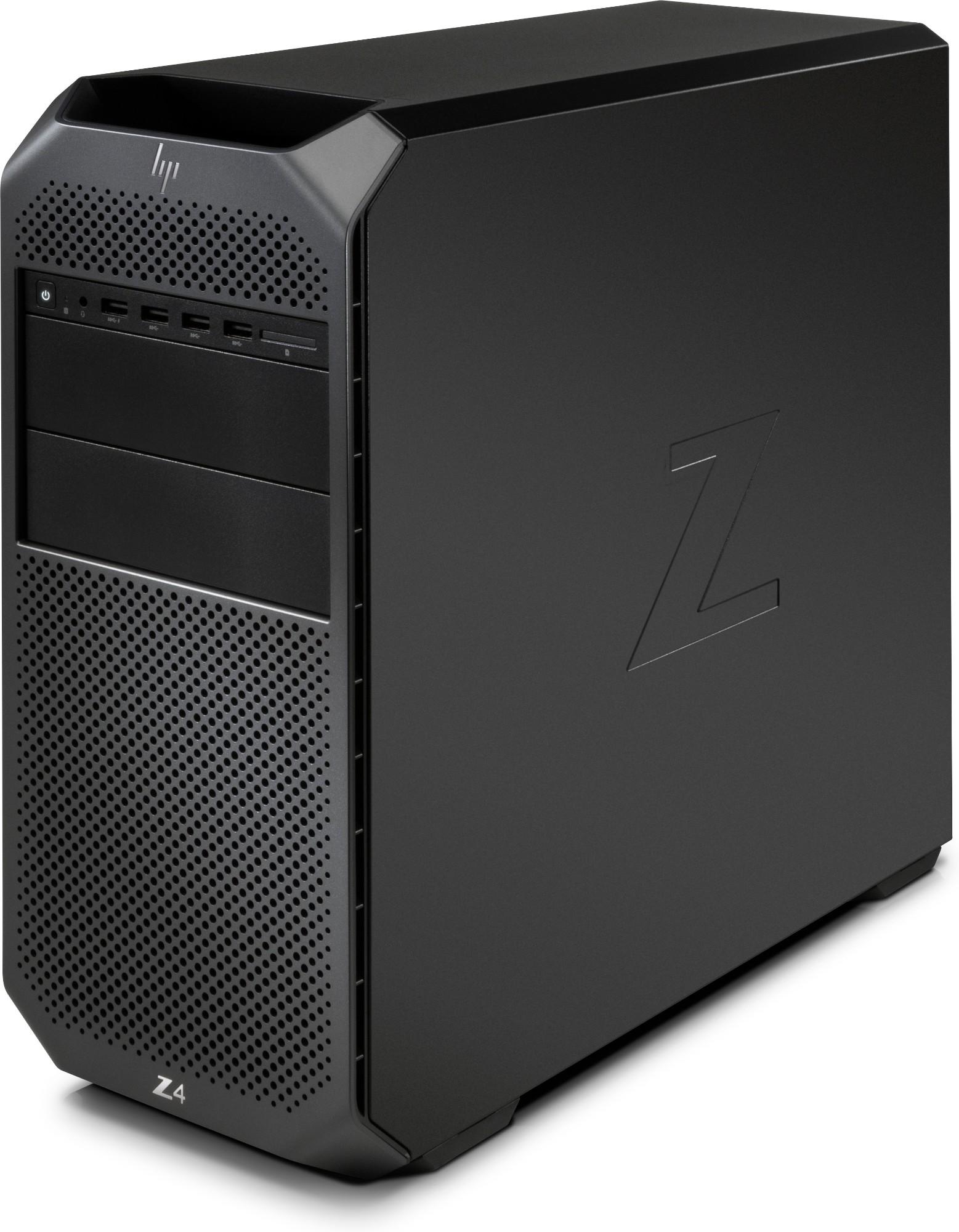 HP Z4 G4 3 3 GHz Intel® Core™ X-series i9-7900X Black Mini