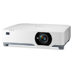NEC NP-P525UL data projector 5200 ANSI lumens LCD 2160p (3840x2160) Desktop projector White