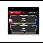 Team Group TF3D432G3600HC18JDC01 memory module 16 GB 2 x 16 GB DDR4 3600 MHz