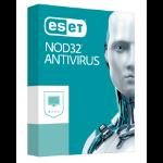 ESET NOD 32 Antivirus for Home 1 User 1 license(s) 1 year(s)