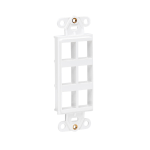 Tripp Lite N042D-006V-WH wall plate/switch cover White