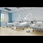 Newstar medical flat screen wall mount