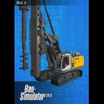 Astragon Construction Simulator 2015 Liebherr LB28 (DLC2), PC/Mac Basic Mac/PC English video game