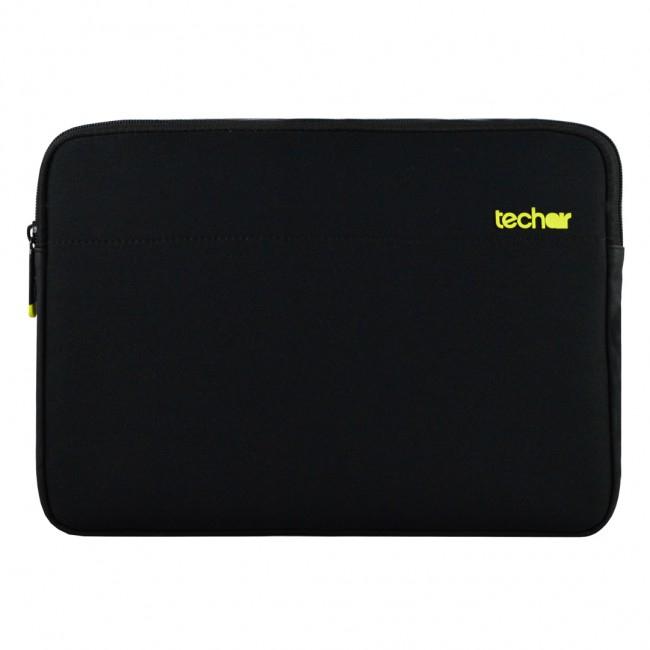 Tech air 15.6-Inch Laptop Neoprene Sleeve Case - Black (TANZ0306v3)
