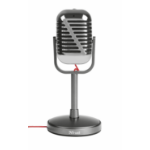 Trust 21670 PC microphone Alámbrico Metálico micrófono