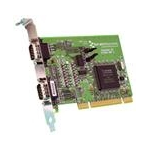 Brainboxes Universal Dual Velocity RS422/485 PCI Card (LP) interface cards/adapter