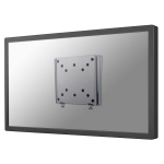 "Newstar TV/Monitor Ultrathin Wall Mount (fixed) for 10""-30"" Screen - Silver"