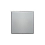 Metroplan - Leader - 200cm x 200cm - 1:1 - Manual Projector Screen