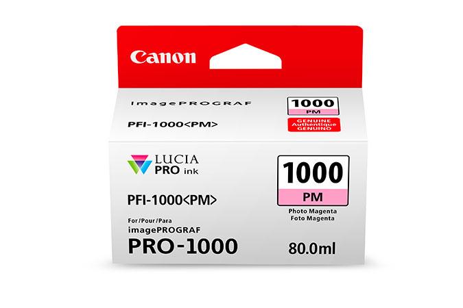 Canon PFI-1000 PM Original Foto magenta
