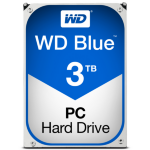 Western Digital Blue 3000GB Serial ATA III hard disk drive