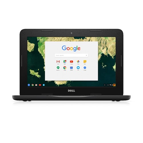 "DELL Chromebook 3180 Black 29.5 cm (11.6"") 1366 x 768 pixels 1.6 GHz Intel® Celeron® N3060"