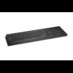 Kensington Slim Type Wireless keyboard RF Wireless QWERTY Spanish Black