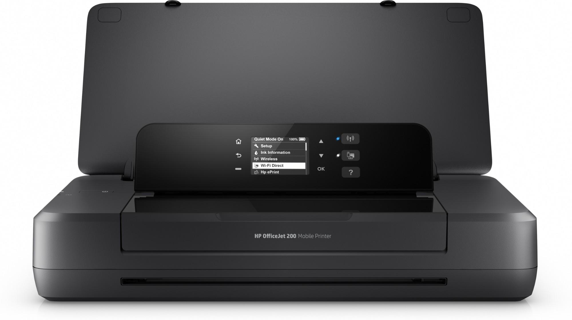 HP Officejet 200 inkjet printer Colour 4800 x 1200 DPI A4 Wi-Fi